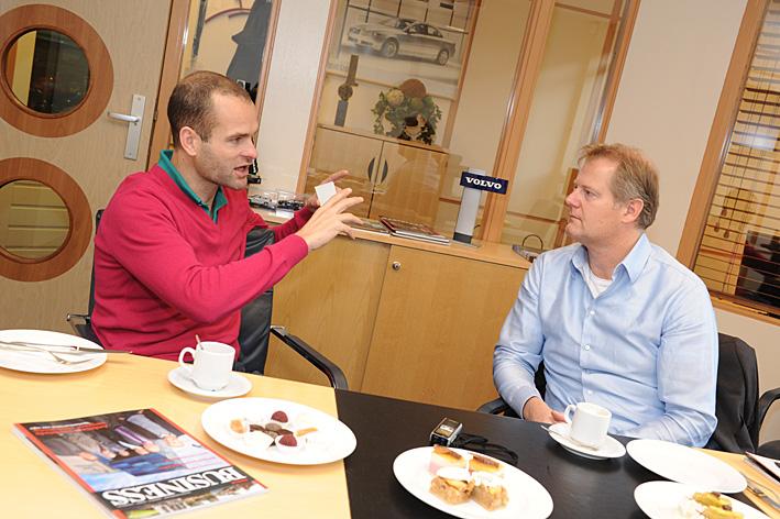 Diepte interview Erben Wennemars