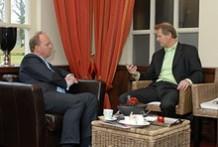 Openhartig interview Klaas Feenstra
