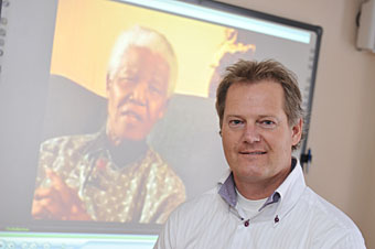 diepte interview Nelson Mandela